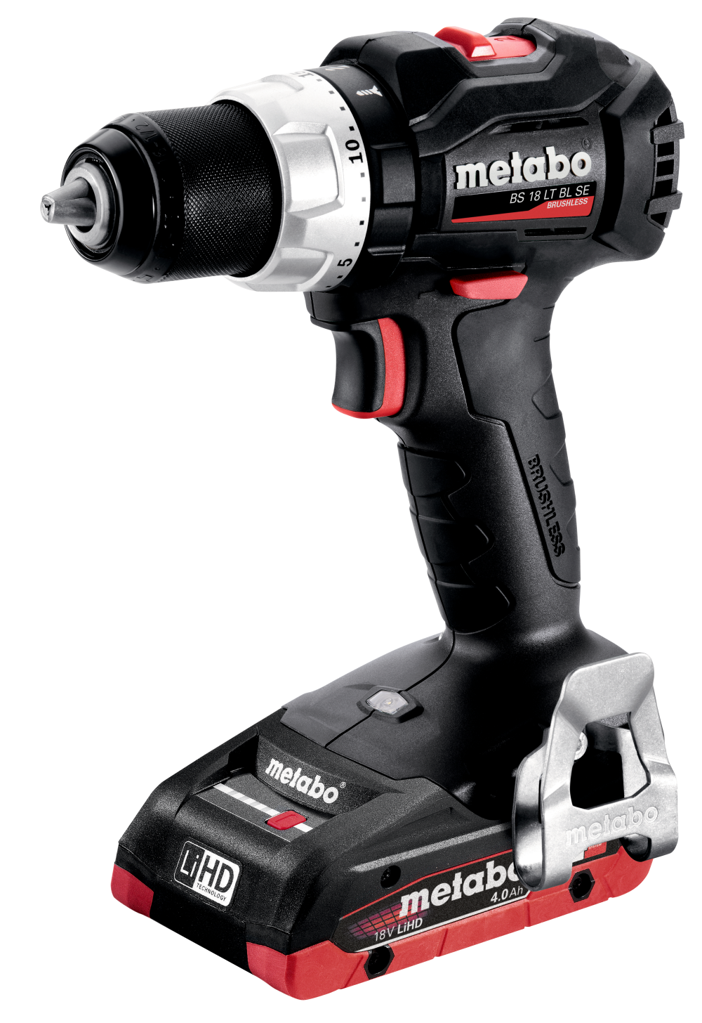 Metabo Akkugerät Black Edition